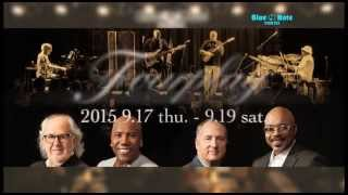FOURPLAY : BLUE NOTE TOKYO 2015 trailer