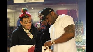 6ix9ine on 50 Cent Cosign, Billboard Top 100, Being King Of NY + Breakfast Club Interview W Pvnch