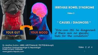 IRRITABALE BOWEL SYNDROME-Diagnosis