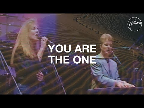 You are the one worship song
