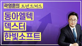 곽부장의 트렌드 체크 / 동아엘텍, 덱스터, 한빛소프트