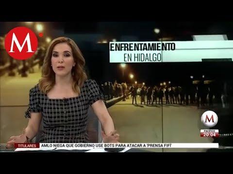 Militares declaran por muerte de joven en Hidalgo
