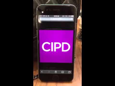 معلومات مختصره حول شهادة CIPD في HRM