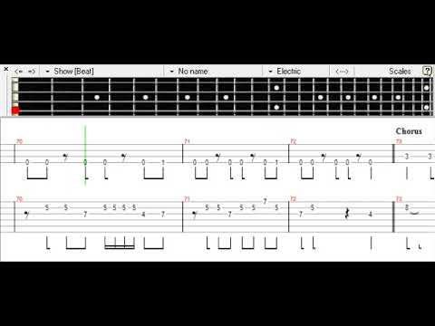 Silent Majority - DIAURA Bass TAB
