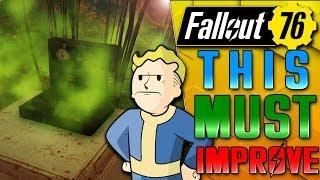 "Fallout 76 Raid MUST IMPROVE!! - 2nd Vault 94 Raid ""MELTDOWN"" Review"