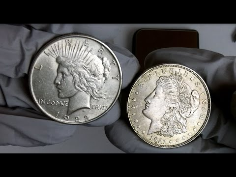 Silver Dollar Collecting : Eye-On-Stuff