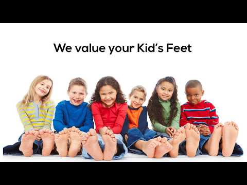 Kids Shoes Sizing Help