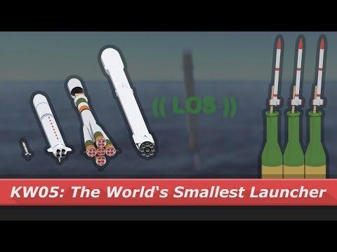 Japan's Smallest Launcher & Swimming Boosters    kNews W.05/2018 (Jan. 29 - Feb. 4)