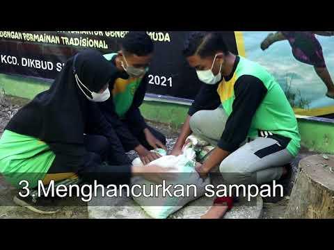 Pojok Ekspresi 2021_SMA Negeri 2 Sumbawa_Konten Wajib_Zero Waste