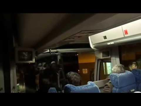 Western Canada bus trip (2): Kamloops-Revelstoke-Golden-Lake Louise-Banff-Calgary 2012-05-28
