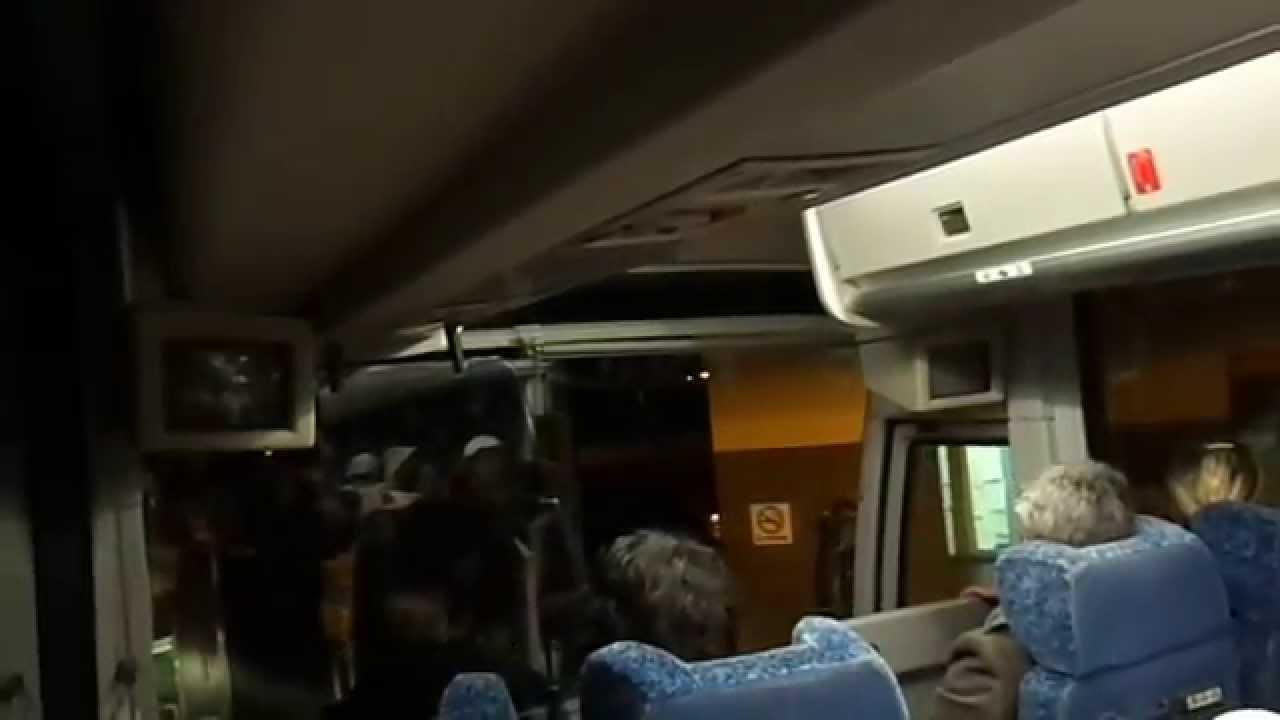 Western Canada Bus Trip 2 Kamloops Revelstoke Golden