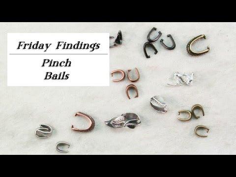 Spring Pinch Bails Platine Fer 6 x 8 mm Bulk 4 Packs x 30 pcs conclusions Crafts
