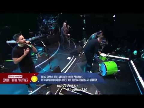Linkin Park  Bleed It Out Music For Relief 2014 HD