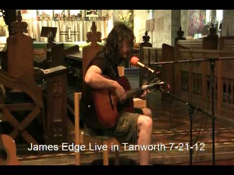 James Edge Live in Tanworth 7- 21-2012