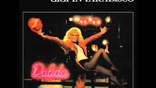 DALIDA gigi in paradisco 1980