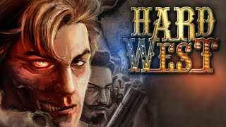 Hard West - GamePlay PC FULL HD