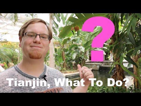 Tianjin, What To Do? - Cao Zhuang Market and Garden