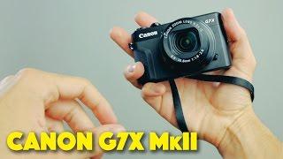 Canon G7X MkII - Addio REFLEX?