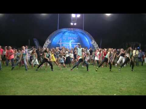 Dance of Summer Night Dog Show Split Croatia 2107