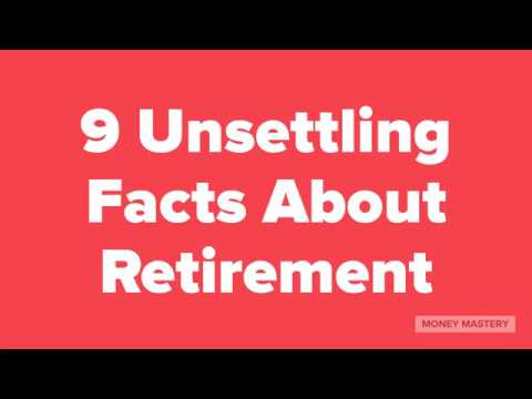9 Unsettling Facts About Retirement In The US