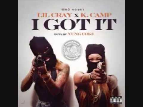 Lil Cray- I Got It Feat ( K Camp)