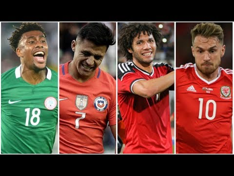 GOOD NEWS BAD NEWS! | How Did Arsenal Players Get On In World Cup Qualification?