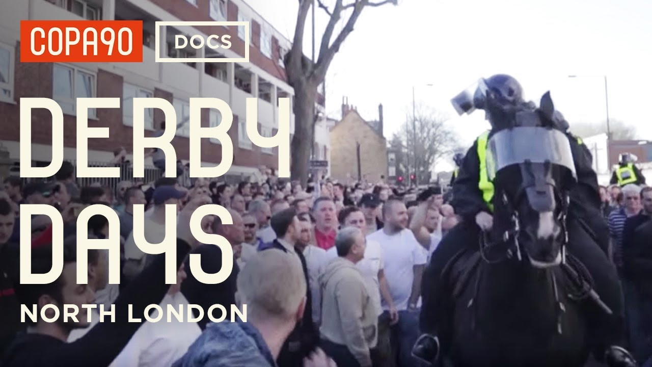 """Download """"I Hate Everything About Them"""" - North London Derby 