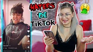REACCIONANDO A LOS TIKTOKS DE MIS HATERS #2 - Lulu99