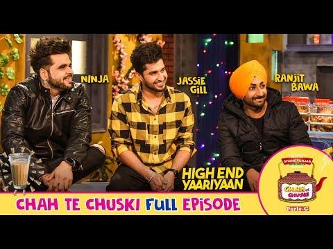 Chah Te Chuski ( Full Ep-5) | Jassi Gill | Ranjit Bawa | Ninja | Pankaj Batra | Pitaara Tv