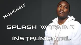 Meek Mill - Splash Warning INSTRUMENTAL/KARAOKE feat. Future, Roddy Ricch & Young Thug