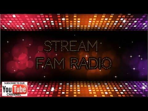 Stream Fam Radio -Power Hour- hiphop Rap RandB Pop - #streamfamradio