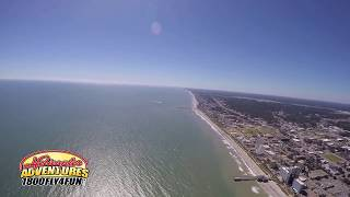 Myrtle Beach Adventures in a Helicopter | Rebel State Sovereign