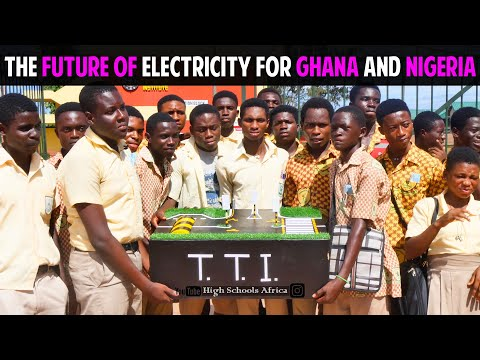 The Future Of Electricity For  Ghana And Nigeria.