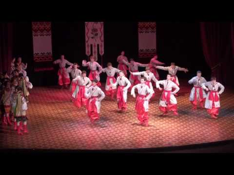 Ти ж мене підманула - Ukrainian Dance.