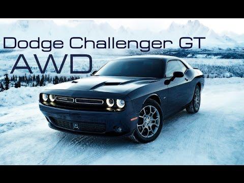 2017 dodge challenger gt awd review test youtube. Black Bedroom Furniture Sets. Home Design Ideas