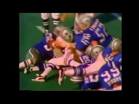 Super Bowl 5 Highlights - Colts vs Cowboys