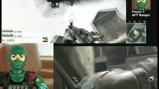 Angry Army Ranger Worst MW3 Teammate Ever - Epic Call Of Duty Fail