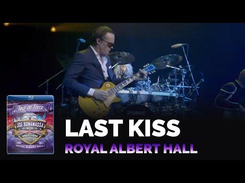 Joe Bonamassa - Last Kiss - Tour de Force Live in London 2013