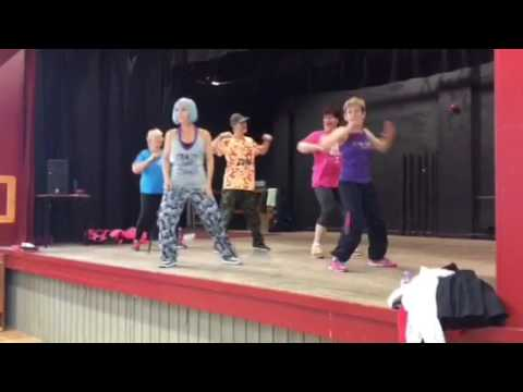 Zumba® Gold Billie Jean MERENGUE