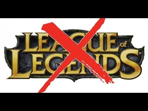 This is why people hate League of legends thumbnail