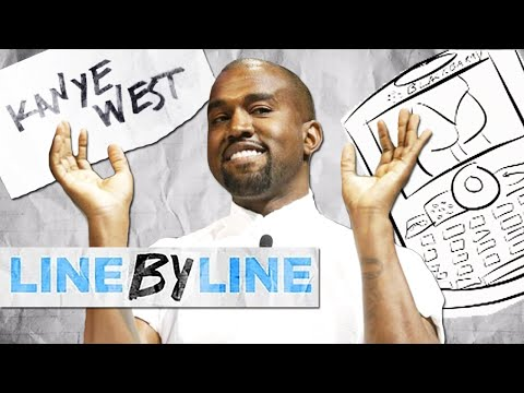 Kanye West Lyrics Decoded! (Send It Up + I'm In It + Hold My Liquor!) - LINE BY LINE Ep. 10