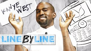 Kanye West Lyrics Decoded! (Send It Up + I