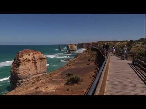 Fra Phillip Island til Great Ocean Road (8/8) Full HD og 3D