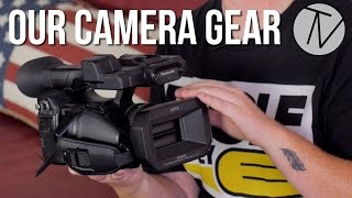 Our Camera Gear │ The Vault Pro Scooters