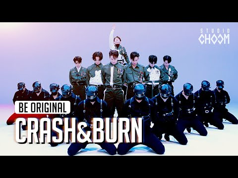 [BE ORIGINAL] GOT7 'Crash & Burn' (4K UHD)