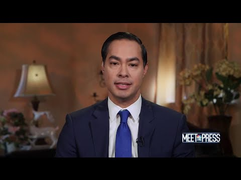 Full Castro: We Need A President With Impulse Control | Meet The Press | NBC News