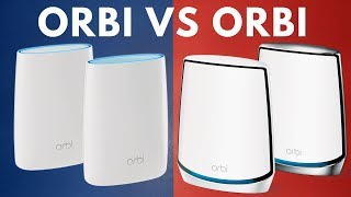 Netgear Orbi WiFi 6 Mesh vs Netgear Orbi WiFi 5 Mesh - New Best Mesh WiFi