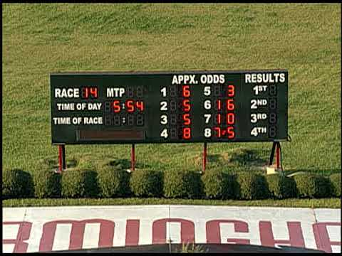 09/18/17 Afternoon Race #14