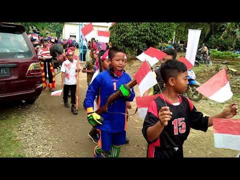 Pawai 17 Agustus 2017 Peringatan HUT RI Ke-72 Desa Gading Jaya