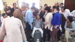Lương y Võ Hoàng Yên trị bệnh khó thở, thiếu oxy ( Hypoxia).